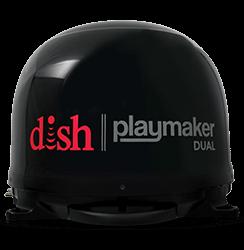 DISH Playmaker Dual - Outdoor TV - Crossville, TN - Sams Satellite - DISH Authorized Retailer