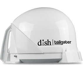 The Tailgater - Outdoor TV - Crossville, TN - Sams Satellite - DISH Authorized Retailer