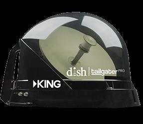 Tailgater Pro - Outdoor TV - Crossville, TN - Sams Satellite - DISH Authorized Retailer